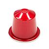 Nespresso aluminium (red)