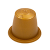 Nespresso recyclable (gold)